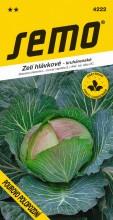 HOBBY, Zelenina - Zelí hlávkové Pourovo polopozdní, 4222 (Brassica oleracea L. convar.capitata (L.) Alef. var. alba DC.)