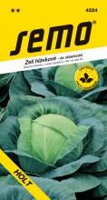 HOBBY, Zelenina - Zelí hlávkové Holt, 4224 (Brassica oleracea L. convar.capitata (L.) Alef. var. alba DC.)