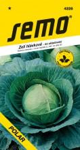 HOBBY, Zelenina - Zelí hlávkové Polar, 4225 (Brassica oleracea L. convar.capitata (L.) Alef. var. alba DC.)