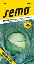 HOBBY, Zelenina - Zelí hlávkové Kamienna Glowa, 4227 (Brassica oleracea L. convar.capitata (L.) Alef. var. alba DC.)
