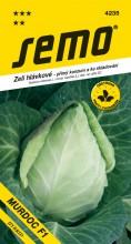 HOBBY, Zelenina - Zelí hlávkové Murdoc F1, 4235 (Brassica oleracea L. convar.capitata (L.) Alef. var. alba DC.)