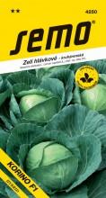 HOBBY, Zelenina - Zelí hlávkové Korino F1, 4250 (Brassica oleracea L. convar.capitata (L.) Alef. var. alba DC.)