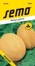 HOBBY, Zelenina - Meloun cukrový Ananas, 4702 (Cucumis melo L.)