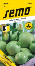 HOBBY, Zelenina - Tykev cuketa Trend F1, 0637 (Cucurbita pepo. L.)