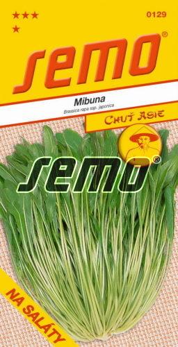 HOBBY, Zelenina - Mibuna, 0129 (Brassica rapa ssp. japonica)
