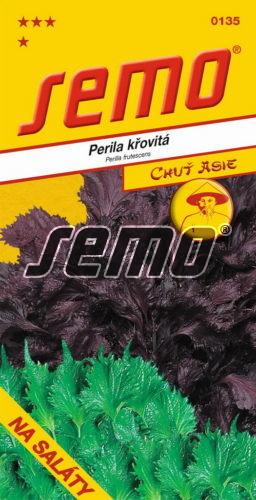 HOBBY, zelenina - Perila Křovitá, 0135 (Perilla frutescens)