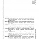 HOBBY, Zelenina – Patizon Sunseance F1, 2716