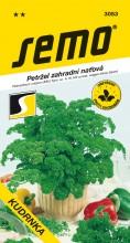 HOBBY, Zelenina - Petržel zahradní naťová Kudrnka, 3053 (Petroselinum crispum (Mill.) Nym.ex A.W.Hill convar.vulgare (Nois) Danert)