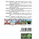 HOBBY, Zelenina – Salát hlávkový Dětenická atrakce, 3841