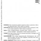 HOBBY, Zelenina – Vodnice Purple Top White Globe, 4105
