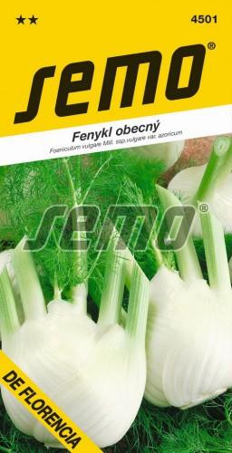 HOBBY, Zelenina - Fenykl obecný De Florencia, 4501 (Foeniculum vulgare Mill. ssp.vulgare var. azoricum)