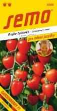 HOBBY, Zelenina - Rajče tyčkové Gardenberry F1, 3268 (Lycopersicon esculentum Mill.)