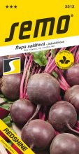 HOBBY, Zelenina - Řepa salátová Redshine, 3512 (Beta vulgaris L.var.conditiva Alef.)