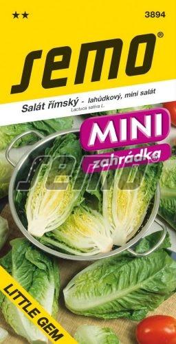 HOBBY, Zelenina - Salát římský Little Gem, 3894 (Lactuca sativa L.)