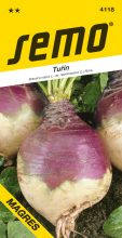 HOBBY, Zelenina - Tuřín Magres, 4118 (Brassica napus var. napobrassica)