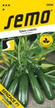 HOBBY, Zelenina - Tykev cuketa Senzace F1, 0626 (Cucurbita pepo L.)