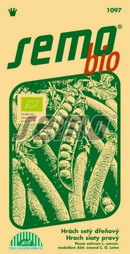 HOBBY, Zelenina - Hrách setý dřeňový Oskar®, 1004b (Pisum sativum L. convar. medullare Alef. emend C.O. Lehm)