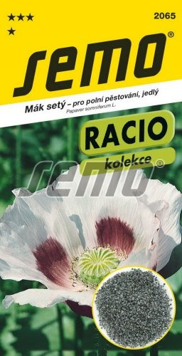 HOBBY, Zelenina - Mák setý Maraton, 2065 (Papaver somniferum L.)