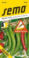 HOBBY, Zelenina - Paprika roční Pálivec, 2516 (Capsicum annuum L.)