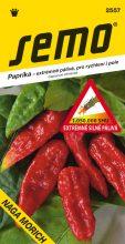 PROFI, Zelenina SEMO - Paprika Naga Morich - pálivá, p2557 (Capsicum chinense)
