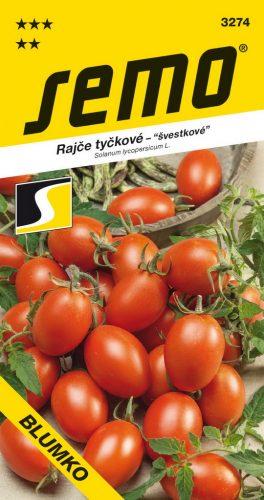 HOBBY, Zelenina - Rajče tyčkové Blumko, 3274 (Solanum lycopersicum L)
