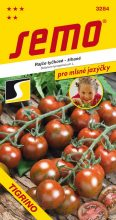 HOBBY, Zelenina - Rajče tyčkové Tigrino, 3284 (Solanum lycopersicum L)