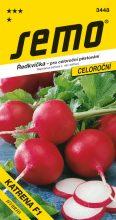 HOBBY, Zelenina - Ředkvička Katrena F1, 3448 (Raphanus sativus L.)