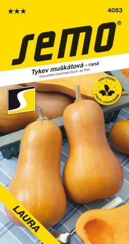 HOBBY, Zelenina - Tykev muškátová Laura, 4053 (Cucurbita moschata L.)