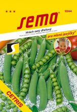 HOBBY, Zelenina - Hrách setý dřeňový Cetris, 1044 (Pisum sativum L. convar. medullare Alef. emend C.O. Lehm)