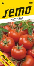 HOBBY, Zelenina - Rajče tyčkové Niki Zel F1, 3215 (Solanum lycopersicum L.)