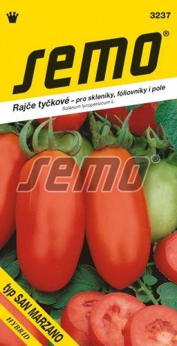 HOBBY, Zelenina - Rajče tyčkové Gennaro F1, 3237 (Solanum lycopersicum L.)