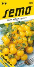 HOBBY, Zelenina - Rajče tyčkové Sunlemon F1, 3245 (Solanum lycopersicum L.)