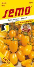 HOBBY, Zelenina - Rajče tyčkové Datlo, 3271 (Capsicum annuum L.)