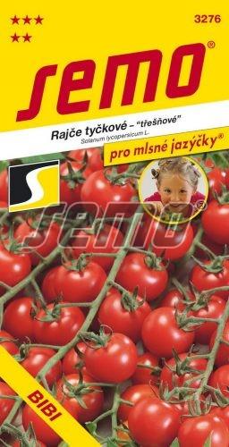 HOBBY, Zelenina - Rajče tyčkové Bibi, 3276 (Lycopersicon esculentum Mill.)