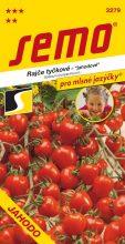 HOBBY, Zelenina - Rajče tyčkové Jahodo, 3279 (Solanum lycopersicum L)