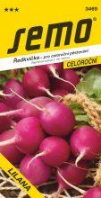 HOBBY, Zelenina - Ředkvička Lilana (HRF 28/16), 3469 (Raphanus sativus L.)