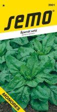 HOBBY, Zelenina - Špenát setý Monores, 3901 (Spinacia oleracea L.)