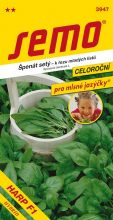 HOBBY, Zelenina - Špenát setý Harp F1, 3947 (Spinacia oleracea L.)