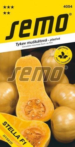 HOBBY, Zelenina - Tykev muškátová Stella F1, 4054 (Cucurbita moschata Duch. Ex Poir.)