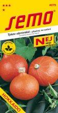 HOBBY, Zelenina - Tykev velkoplodá Hokkaido Orange, 4075 (Cucurbita maxima Duchesne)