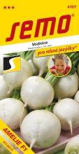 HOBBY, Zelenina - Vodnice Amelie F1, 4107 (Brassica rapa L. var. rapa)