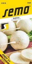 HOBBY, Zelenina - Vodnice Andy F1, 4108 (Brassica rapa L. var. rapa)