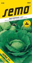 HOBBY, Zelenina - Zelí hlávkové Juna F1, 4201 (Brassica oleracea L. convar.capitata (L.) Alef. var. alba DC.)