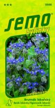 HOBBY, Bylinky - Brutnák lékařský, 5888 (Borago officinalis)