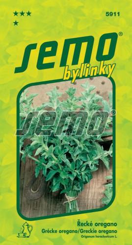 HOBBY, Bylinky - Řecké oregano, 5911 (Origanum heracleoticum L.)