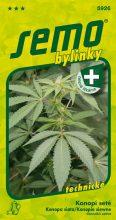HOBBY, Bylinky - Konopí seté technické KC Dora, 5926 (Cannabis sativa L.)
