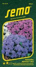HOBBY, Květiny letničky - Nestařec mexický směs, 9031 (Ageratum mexicanum SIMS)
