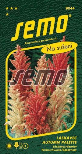 HOBBY, Květiny letničky - Laskavec Autumn Palette, 9044 (Amaranthus paniculatus)