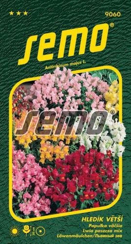HOBBY, Květiny letničky - Hledík větší Tom Pouce, 9060 (Antirrhinum majus)