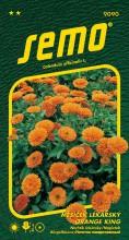 HOBBY, Květiny letničky - Měsíček lékařský oranžový, 9090 (Calendula officinalis)